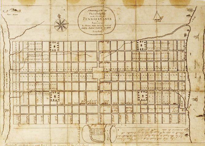Master Street Plans